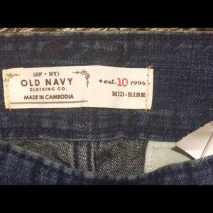 Old Navy Jeans - Denim Sailor Jeans from Old Navy
